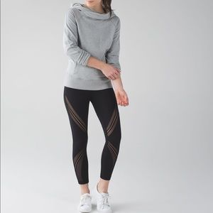 Lululemon High Times Metta Mesh Pants